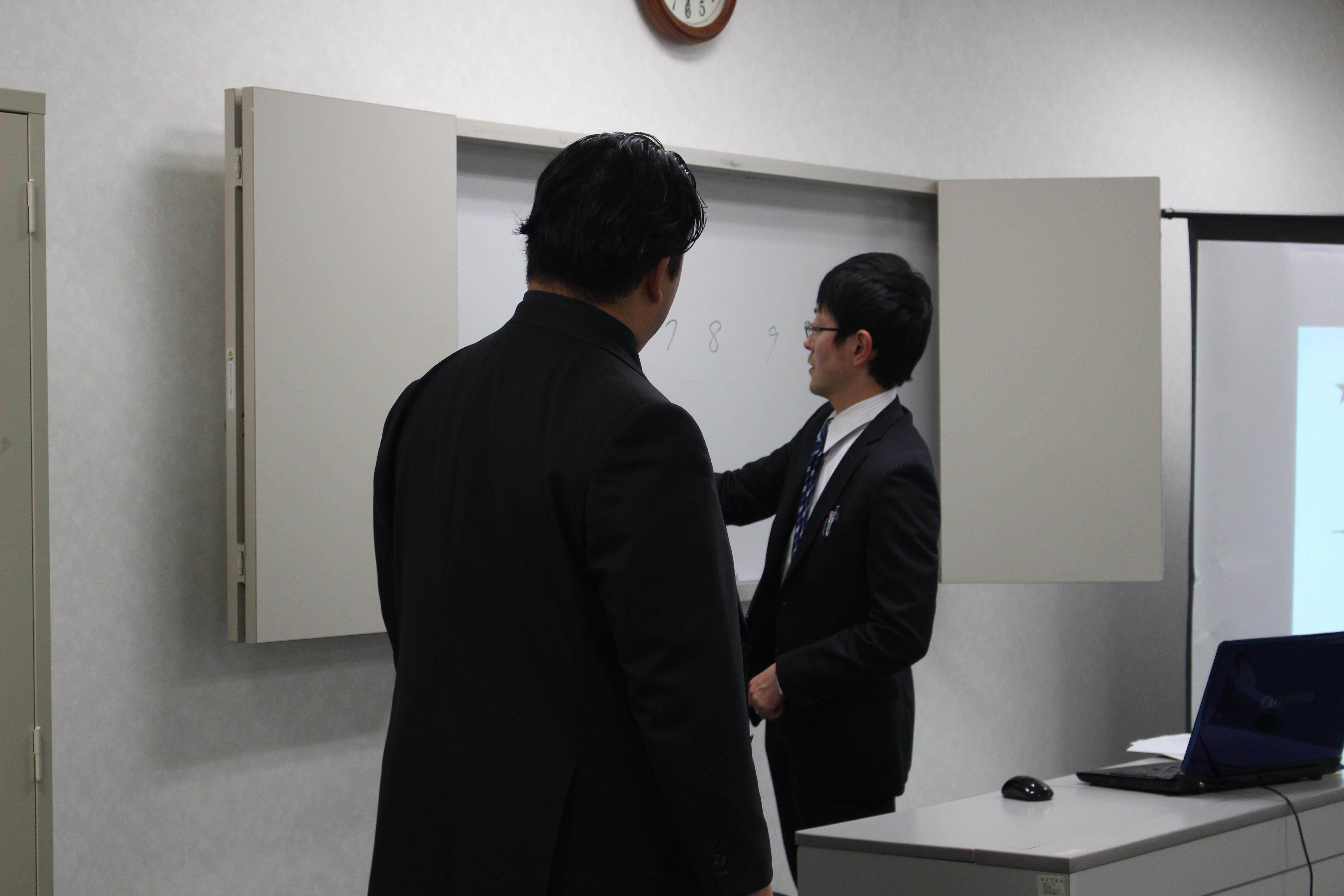 外国人向け勉強会 in岡谷市のイルフプラザ テーマ「社会保険一般」